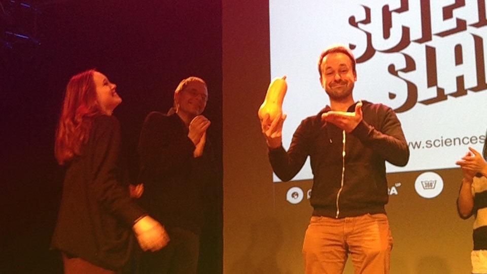Science Slam Potsdam Potsdam #10 – Psychologie und Physik gewinnen