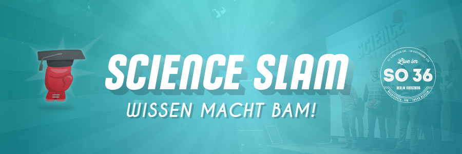 44. Science Slam Berlin – Tanz den Herzinfarkt!