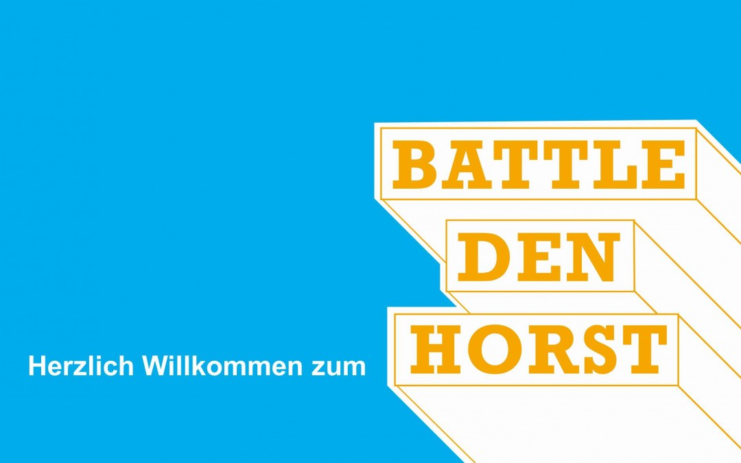 Science Slam Adlershof: Battle den Horst #15