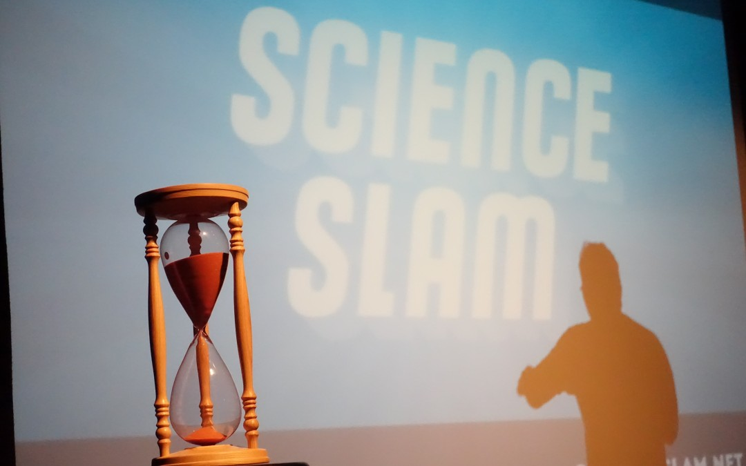 Science Slam im ILA Future Lab FORUM @ILA2018